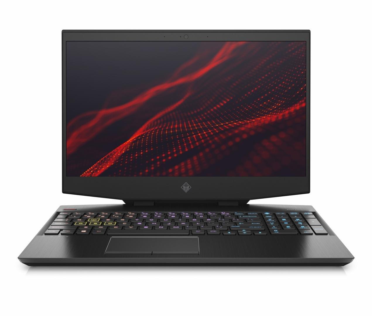 "NOTEBOOK HP OMEN 15.6"" FHD i7-10750H 8GB 512GB 6GB-GTX1660Ti DOS   15-ek0000nq - imaginea 4"