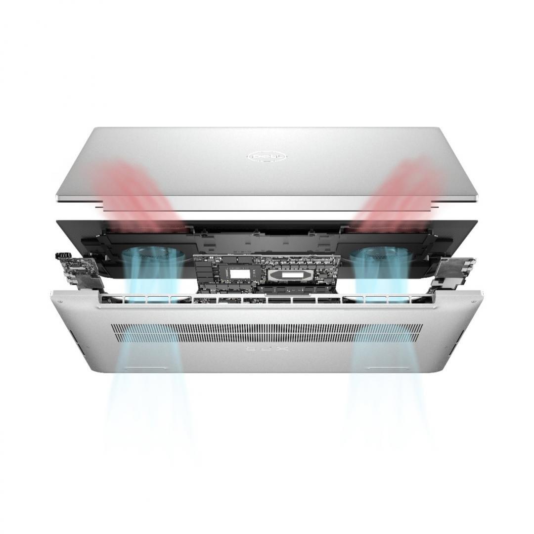 "Ultrabook Dell XPS 9700, Touch, 17.0"" UHD+ (3840 x 2400), i7-10875H, 16GB, 1TB SSD, GeForce RTX 2060, W10 Pro - imaginea 4"