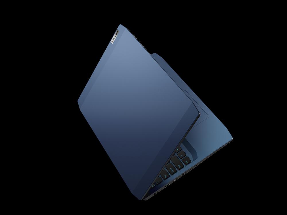 "Laptop Lenovo IdeaPad Gaming 3 15ARH05, 15.6"" FHD (1920x1080) IPS 250nits Anti-glare, 60Hz, AMD Ryzen 7 4800H (8C / 16T, 2.9 / 4.2GHz, 4MB L2 / 8MB L3), video NVIDIA GeForce GTX 1650 4GB GDDR6, RAM 2x 8GB SO- DIMM DDR4-3200, SSD 512GB SSD M.2 2280 PCIe 3.0x4 NVMe, no ODD, No Card reader, Stereo - imaginea 2"