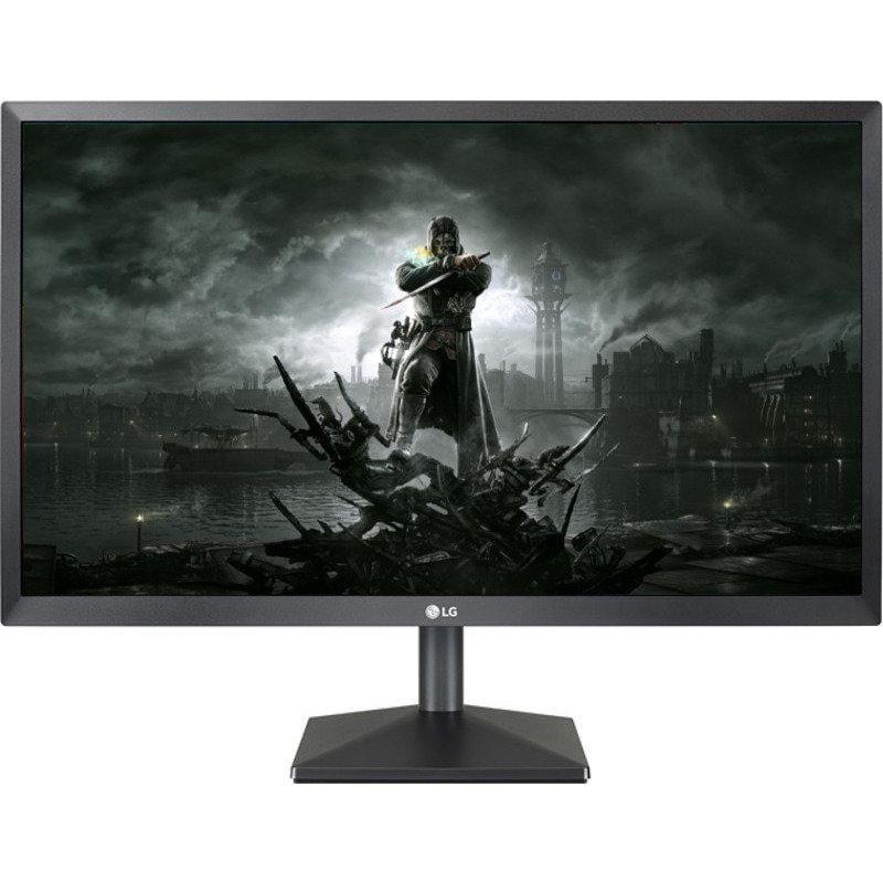 "Monitor 23.8"" LG 24MK430H-B, FHD 1920*1080, IPS, 16:9, 5 ms, 250 cd/m2 ,1000:1, 178/ 178, antistralu - imaginea 1"