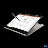 "Laptop Lenovo ThinkPad X1 Titanium Yoga Gen 1, 13.5"" QHD (2256x1504) IPS 450nits AR (anti-reflection) / AS (anti-smudge), Touch, Intel Core i7- 1160G7 (4C / 8T, 2.1 / 4.4GHz, 12MB), Video Integrated Intel Iris Xe Graphics, RAM 16GB Soldered LPDDR4x-4266, POP Memory, SSD 1TB SSD M.2 2242 PCIe 3.0x4 - imaginea 12"