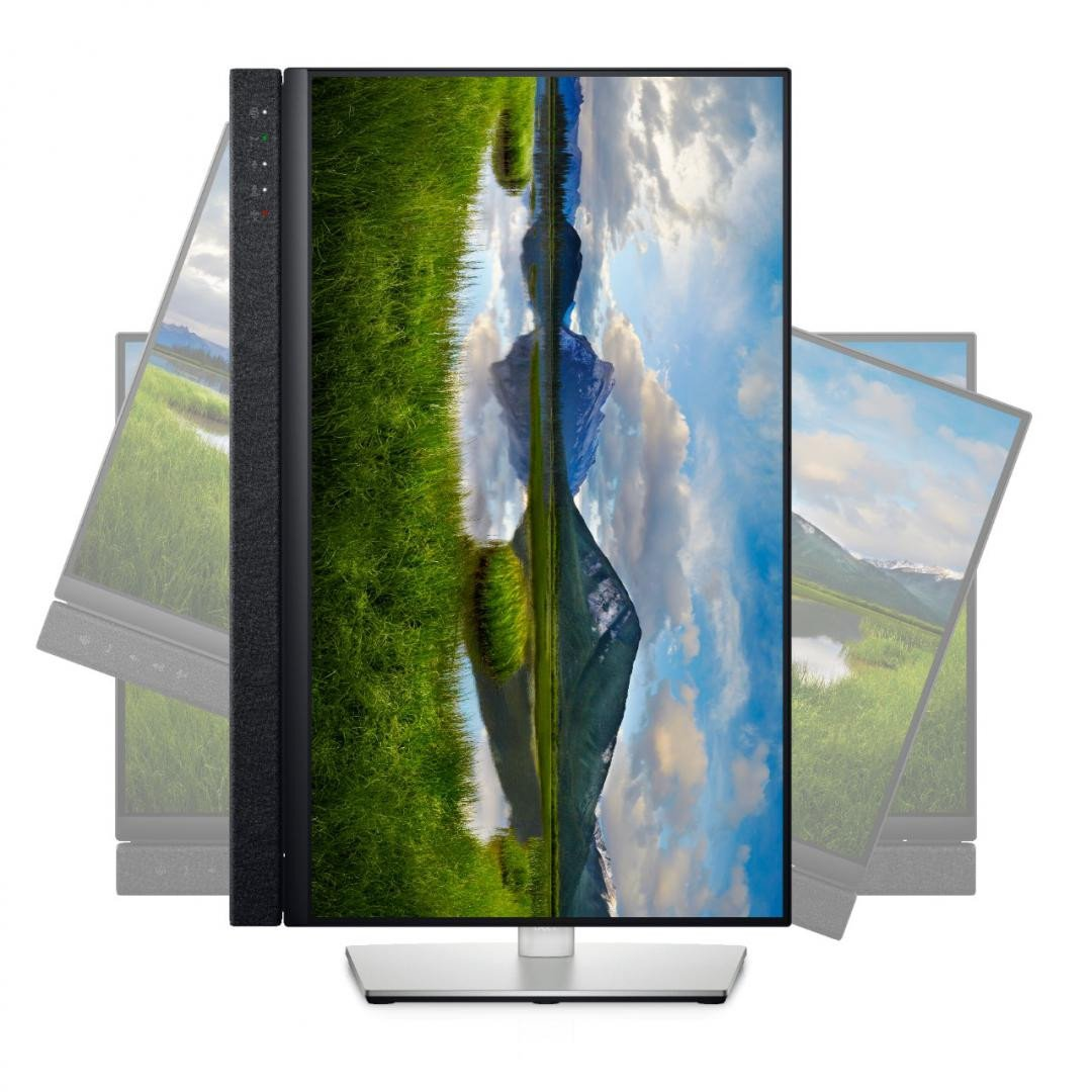 Dell  Video Conferencing Monitor 23.8'' C2422HE, 60.47cm, LED, IPS, FHD, 1920 x 1080 at 60Hz, 16:9 - imaginea 12