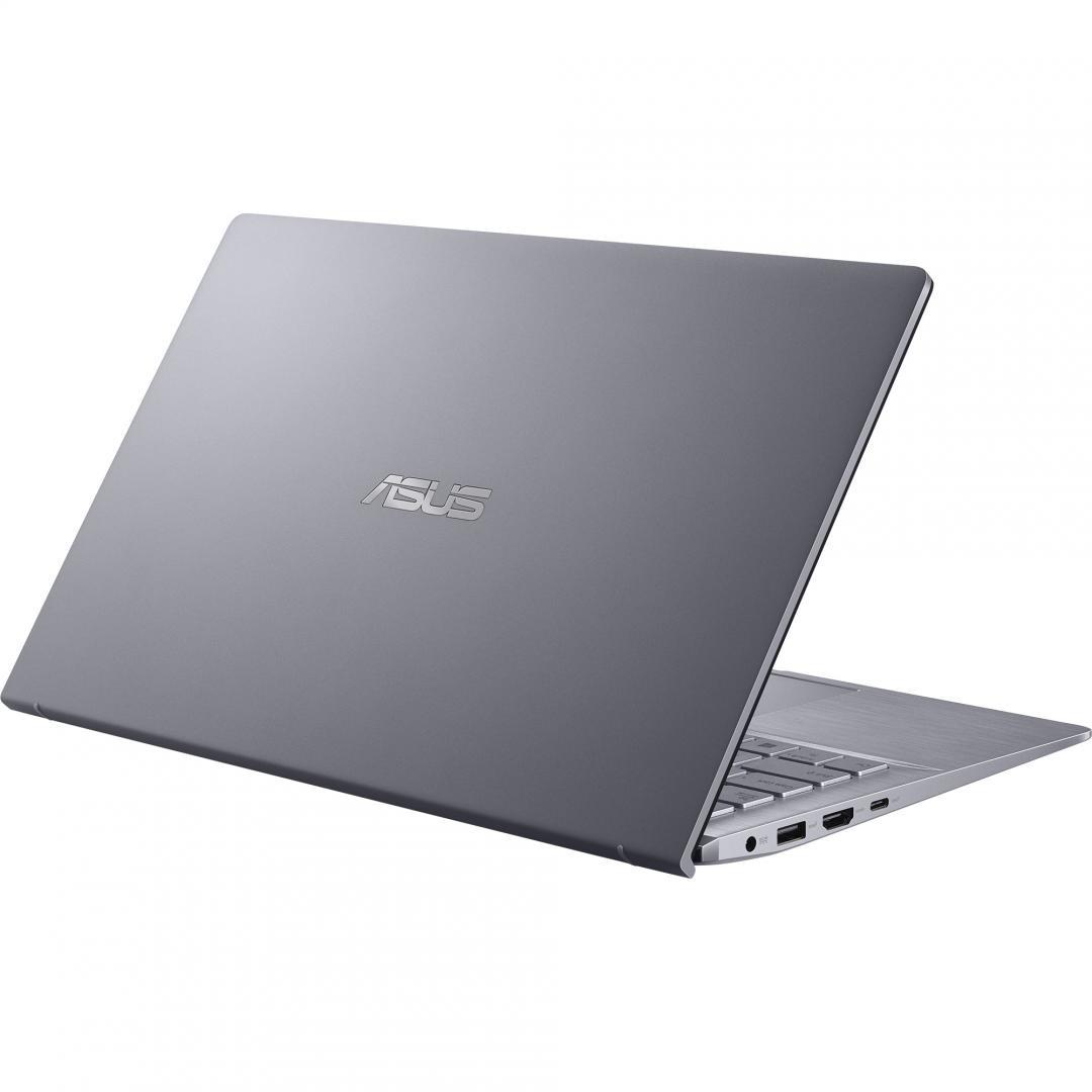 UltraBook ASUS ZenBook UM433IQ-A5024T, 14.0-inch, FHD (1920 x 1080) 16:9, Anti-glare display, IPS-level Panel, AMD Ryzen(T) 5 4500U Processor 2.3 GHz (8M Cache, up to 4.0 GHz, 6 cores), NVIDIA(R) GeForce(R) MX350, 8GB LPDDR4X on board, 512GB M.2 NVMe(T) PCIe(R) 3.0 SSD, 802.11ax+Bluetooth 5.0 (Dual - imaginea 4