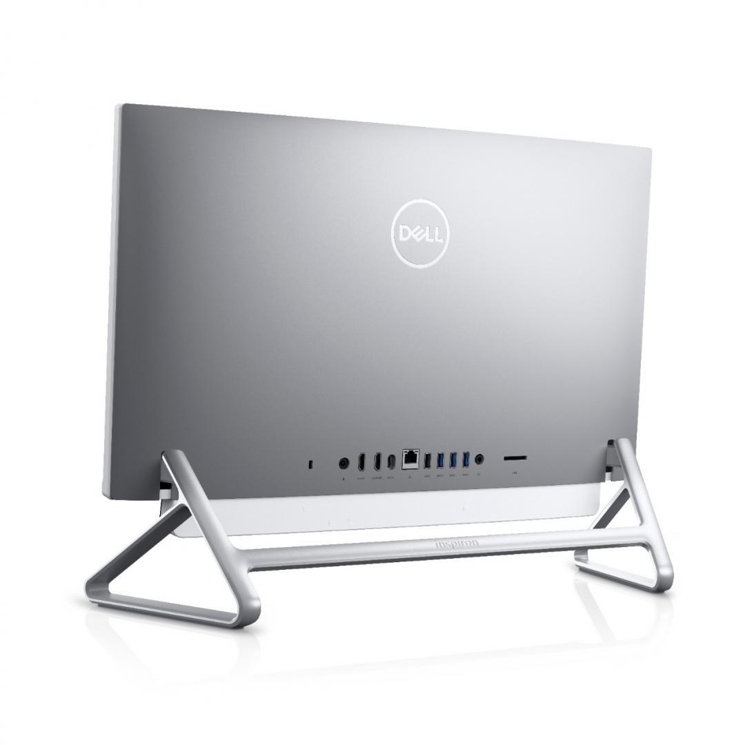 "Dell Inspiron All-In-One 5400, 23.8"" FHD, i5-1135G7, 8GB, 256GB SSD, 1TB HDD, GeForce MX330, W10 Pro - imaginea 1"