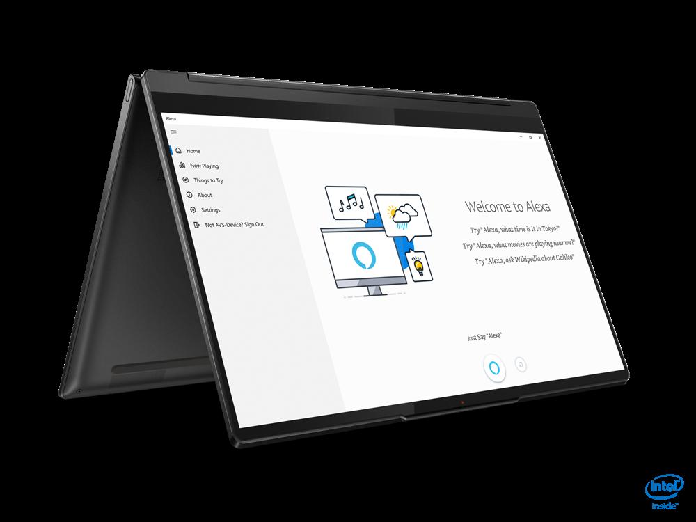 "Laptop Lenovo Yoga 9 14"" UHD, Touch I7-1185G7  16GB 1 TB Intel Iris XeGraphics W10H - imaginea 8"