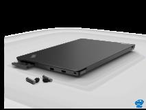 "Laptop Lenovo ThinkPad E15, 15.6"" FHD (1920x1080) WVA 250nits Anti-glare, Intel Core i5-10210U (4C / 8T, 1.6 / 4.2GHz, 6MB), videoIn tegrated Intel UHD Graphics, RAM 8GB SO-DIMM DDR4-2666, SSD 512GB SSDM.2 2242 PCIe NVMe 3.0x4, no ODD, No Card reader, 2W x 2, DolbyAdvanced Audio / dual array - imaginea 9"