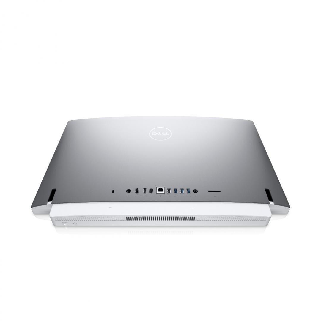 "Dell Inspiron All-In-One 5400, 23.8"" FHD, i5-1135G7, 8GB, 256GB SSD, 1TB HDD, GeForce MX330, W10 Pro - imaginea 2"