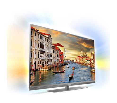 "Televizor profesional hotelier Philips 49"" Signature UHD Android 5.1 IPTV Ambilight - imaginea 1"