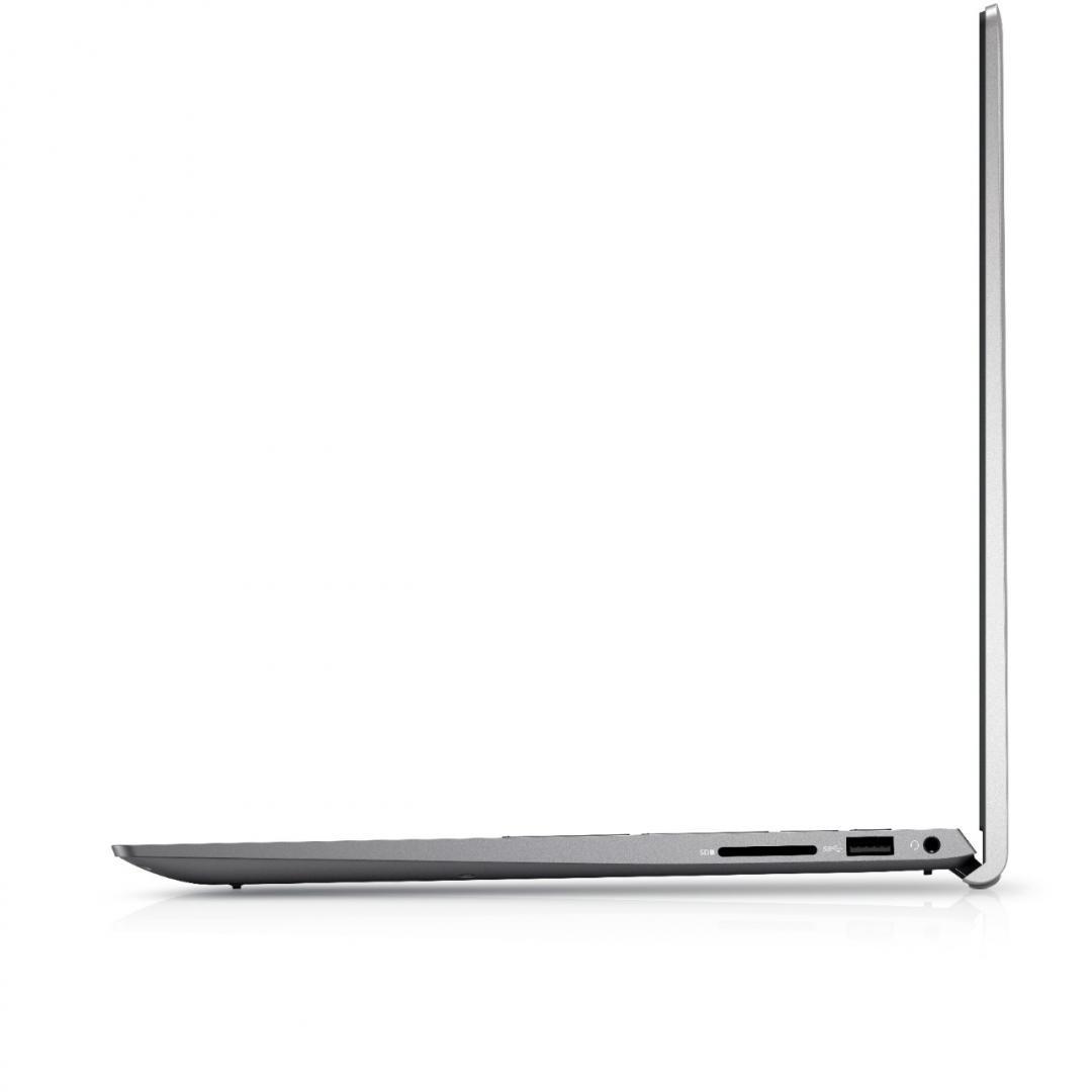 "Laptop Dell Inspiron 5510, 15.6"" FHD, i7-11370H, 8GB, 512GB SSD, Intel Iris Xe Graphics, Ubuntu - imaginea 5"