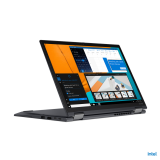"Laptop Lenovo ThinkPad X13 Yoga Gen 2 (Intel), 13.3"" WQXGA (2560x1600) Low Power IPS 400nits AR (anti-reflection) / AS (anti-smudge), Touch, Lenovo Integrated Pen (Garaged), Intel Core i7-1165G7 (4C / 8T, 2.8 / 4.7GHz, 12MB), Video Integrated Intel Iris Xe Graphics, RAM 16GB Soldered LPDDR4x-4266 - imaginea 5"