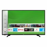 "LED TV HORIZON 4K-SMART 43HL7530U/B, 43"" D-LED, 4K Ultra HD (2160p), HDR10 / HLG + MicroDimming, Digital TV-Tuner DVB-S2/T2/C, CME 400Hz, HOS 3.0 SmartTV-UI (WiFi built-in) +Netflix +AmazonAlexa +Youtube, 1xLAN (RJ45), Wireless Display, DLNA 1.5, Contrast 5000:1, 350 cd/m2, 1xCI+, 3xHDMI, 2xUSB - imaginea 1"