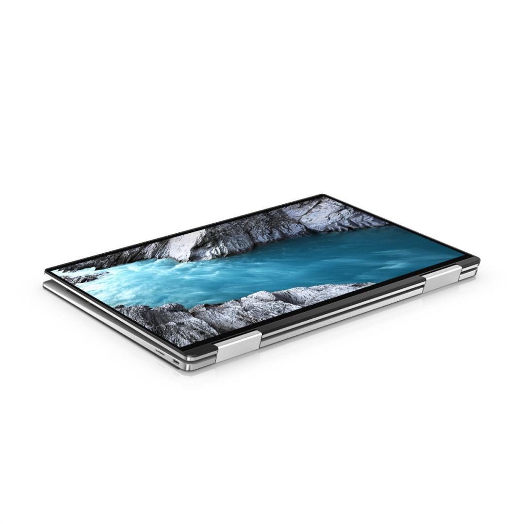 Ultrabook Dell XPS 13 9310 2in1, Touch, 13.4'' UHD+ (3840 x 2400), i7-1165G7, 16GB, 512GB SSD, Intel Iris Xe Graphics, W10 Pro - imaginea 16