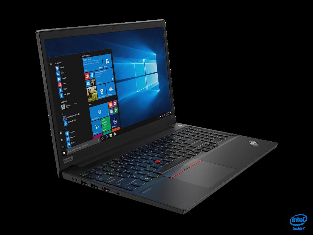 Laptop Lenovo ThinkPad E15 Gen 2 (AMD) FHD R5-4500U 8GB 256GB 1YD W10P - imaginea 2