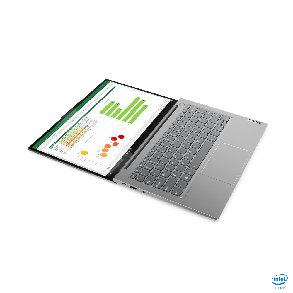 """Laptop Lenovo ThinkBook 13s G2 ITL, 13.3"""" WUXGA (1920x1200) i5-1135G7 8GB 256GB 1YD DOS - imaginea 6"""