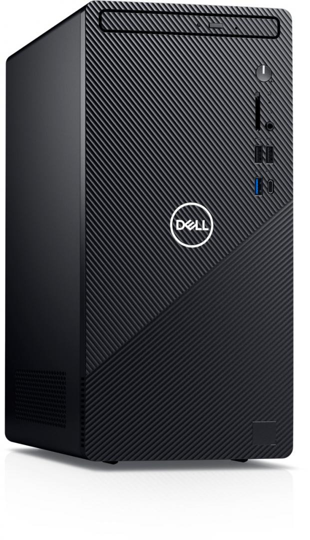 Dell Inspiron Desktop 3881, i7-10700, 8GB, 512GB SSD, GeForce GTX 1650 Super, Ubuntu - imaginea 3