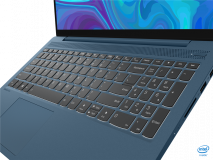 """Laptop Lenovo IdeaPad 5 15ITL05, 15.6"""" FHD (1920x1080) IPS 300nits Anti- glare, 45% NTSC, Intel Core i5-1135G7 (4C / 8T, 2.4 / 4.2GHz, 8MB), video Integrated Intel Iris Xe Graphics, RAM 8GB Soldered DDR4-3200, SSD 512GB SSD M.2 2242 PCIe 3.0x2 NVMe, no ODD, 4-in-1 Card Reader, Stereo speakers, 2W - imaginea 6"""