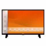 "LED TV HORIZON 32HL6300H/B, 32"" D-LED, HD Ready (720p), Digital TV-Tuner DVB-S2/T2/C, CME 100Hz, Contrast 4000:1, 300 cd/m2, 1xCI+, 2xHDMI (v1.4), 1xD-Sub (15-PIN), USB Player (AVI, MKV, H.265/HEVC, JPEG), Hotel TV Mode (Passive), VESA 75 x 75 mm | M4, Double Neck-Foot Stand, Very Narrow Design"