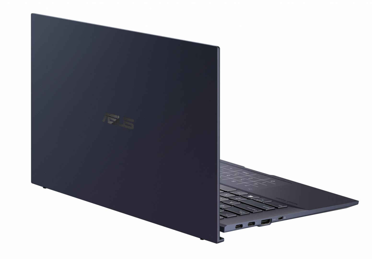 Laptop Business ASUS ExpertBook, 14.0-inch, i7-11657G7 16 2 UMA FHD W10P - imaginea 2