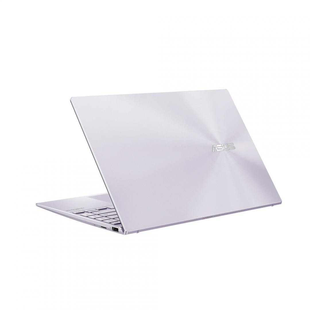 UltraBook ASUS ZenBook UX325EA-KG347T, 13.3-inch, FHD (1920 x 1080) 16:9, OLED, Glossy display, Intel® Core™ i5-1135G7 Processor 2.4 GHz (8M Cache, up to 4.2 GHz, 4 cores), Intel Iris Xᵉ Graphics (available for 11th Gen Intel® Core™ i5/i7 with dual channel memory), 8GB LPDDR4X on board, 512GB M.2 - imaginea 4