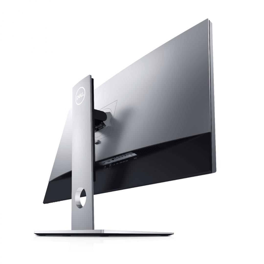 "Monitor Dell 32"" UP3218K, IPS, 8K, 7680 x 4320 at 60 Hz, 32:9 - imaginea 5"