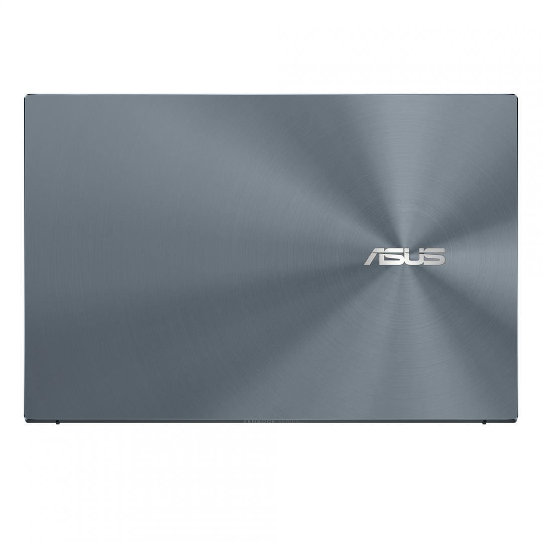 UltraBook ASUS ZenBook UX325EA-KG271T, 13.3-inch, FHD (1920 x 1080) 16:9, OLED, Glossy display, Intel® Core™ i5-1135G7 Processor 2.4 GHz (8M Cache, up to 4.2 GHz, 4 cores), Intel Iris Xᵉ Graphics (available for 11th Gen Intel® Core™ i5/i7 with dual channel memory), 16GB LPDDR4X on board, 512GB M.2 - imaginea 4