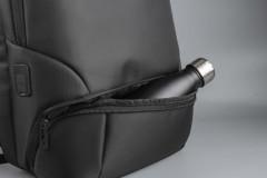 """Rucsac notebook Serioux, SMART TRAVEL ST9588, dimensiuni: 32 x 19 x 46 cm, rezistent la apa, compartimente multiple, compartiment separat pentru notebook: max. 15.6"""", bretele ajustabile, port de încărcare USB, buzunar ascuns la spate, material poliester - imaginea 7"""