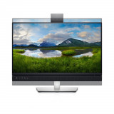Dell  Video Conferencing Monitor 23.8'' C2422HE, 60.47cm, LED, IPS, FHD, 1920 x 1080 at 60Hz, 16:9 - imaginea 9