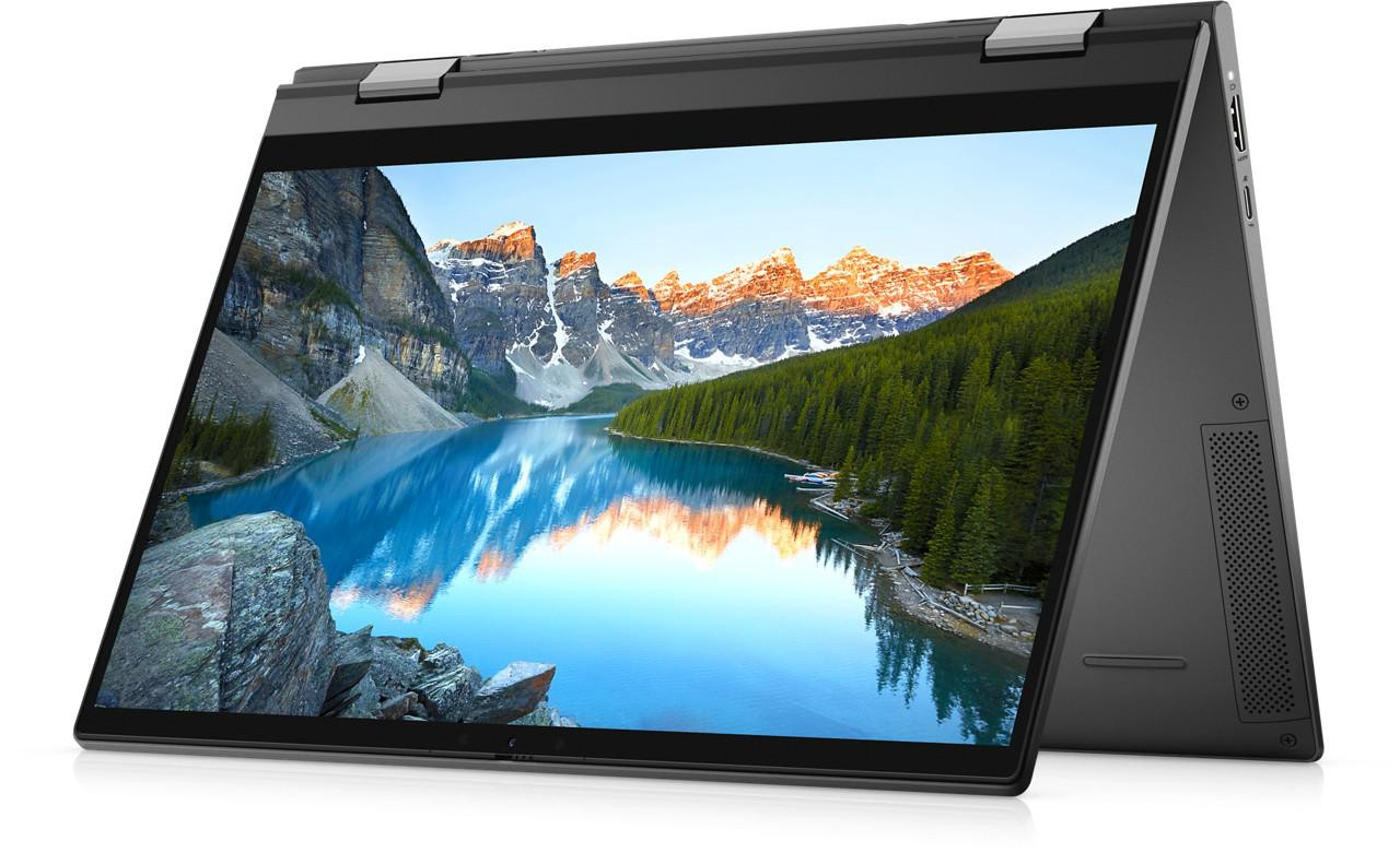 "Laptop Dell Inspiron 7306 2in1, 13.3"" UHD (3840 x 2160), Touch, i7-1165G7, 16GB, 512GB SSD, Intel Iris Xe Graphics, Pen, W10 Pro - imaginea 5"
