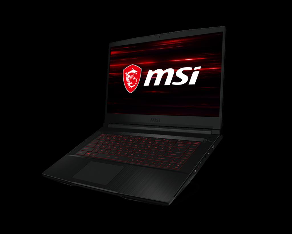 "Laptop Gaming MSI GF65 15"" FHD I7-10750H  8GB 512 GB RTX 2060 DOS - imaginea 2"