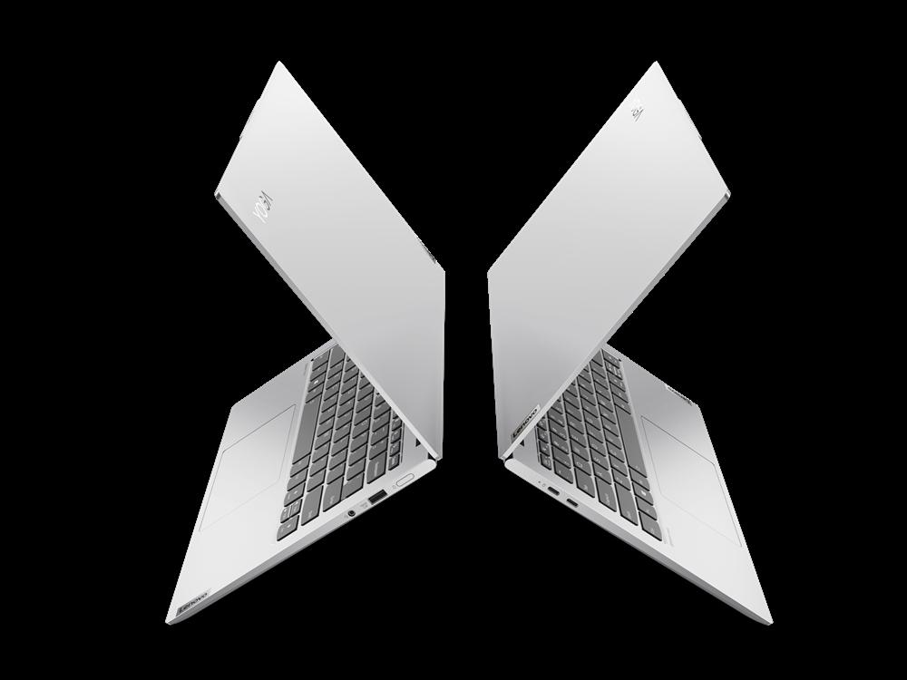 "Laptop Lenovo Yoga Slim 7 Pro 14ACH5, 14"" 2.2K (2240x1400) IPS 300nits Anti-glare, 60Hz, 100% sRGB, Dolby Vision, AMD Ryzen 5 5600H (6C / 12T, 3.3 / 4.2GHz, 3MB L2 / 16MB L3), video AMD Radeon Graphics, RAM 16GB Soldered DDR4-3200, SSD 1TB SSD M.2 2280 PCIe 3.0x4 NVMe, no ODD, No Card reader, Stereo - imaginea 3"