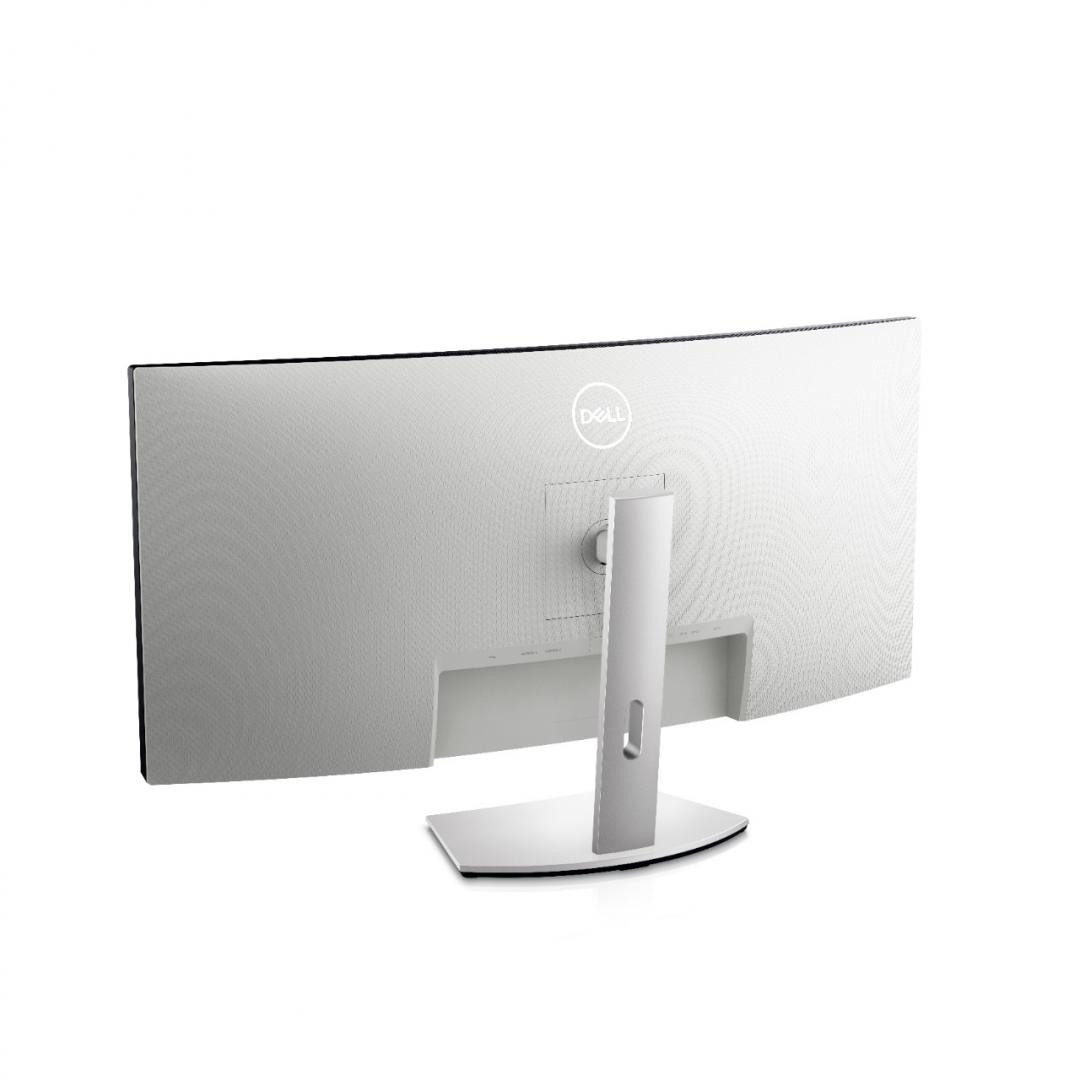 Monitor Dell Curved 34'' S3422DW, 86.42 cm, LED, LCD, WQHD, 3440 x 1440 at 100Hz, 21:9 - imaginea 7