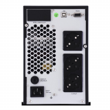 UPS nJoy Aten PRO 1000, 1000VA/800W, On-line (double convension UPS), LCD Display, 3 Prize Schuko cu Protectie, Tower, Smart SNMP & USB & RS- 232, Efficiency up to 88%, Software management - imaginea 4