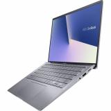 UltraBook ASUS ZenBook UM433IQ-A5024T, 14.0-inch, FHD (1920 x 1080) 16:9, Anti-glare display, IPS-level Panel, AMD Ryzen(T) 5 4500U Processor 2.3 GHz (8M Cache, up to 4.0 GHz, 6 cores), NVIDIA(R) GeForce(R) MX350, 8GB LPDDR4X on board, 512GB M.2 NVMe(T) PCIe(R) 3.0 SSD, 802.11ax+Bluetooth 5.0 (Dual - imaginea 1