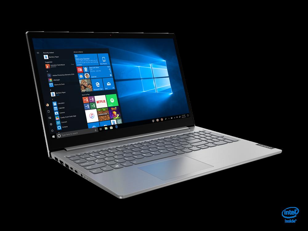 "Laptop Lenovo ThinkBook 15-IIL 15.6"" FHD (1920x1080) i7-1065G7 16GB  512GB SSD DOS - imaginea 2"