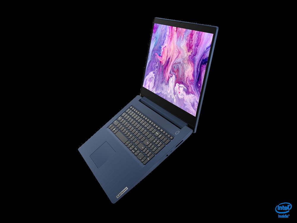 "Laptop Lenovo IP 3 17"" HD+ I3-1005G1  8GB 256 GB Intel UHD Graphics DOS - imaginea 2"