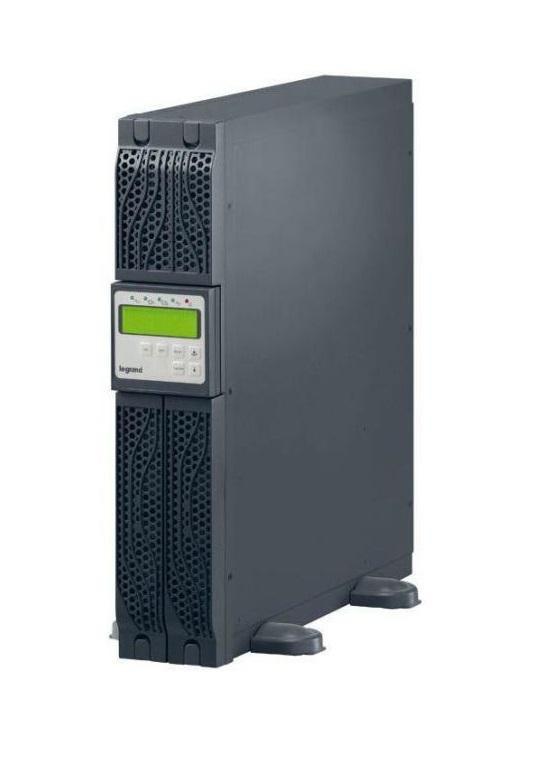 UPS Legrand KEOR LINE RT 1500VA/1350W, 8x IEC C13, USB and RS232 port, 3pcs 12V 9Ah, dimensiuni 88 x 440 x 405mm; - imaginea 1