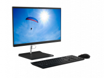 All-in-One Lenovo V30a 22IML i3-10110U 4GB 128GB 1YOS DOS - imaginea 2