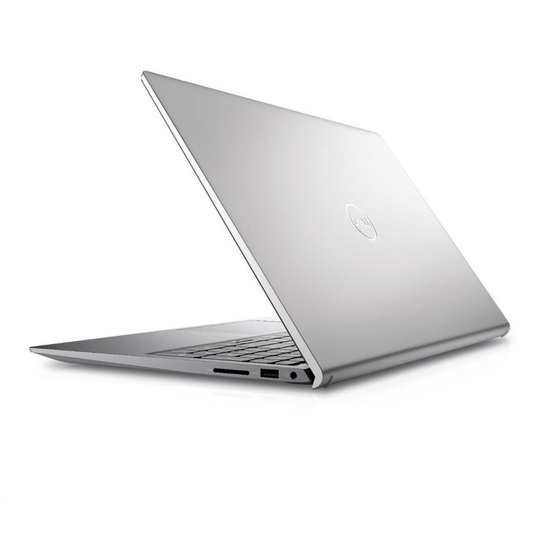 "Laptop Dell Inspiron 5510, 15.6"" FHD, i7-11370H, 8GB, 512GB SSD, Intel Iris Xe Graphics, Ubuntu - imaginea 3"