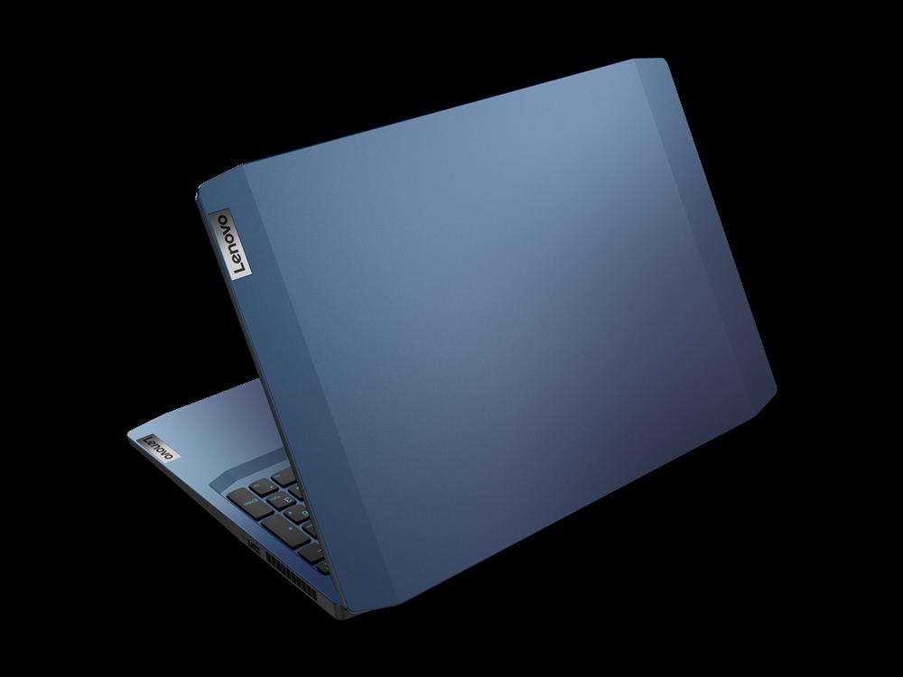 "Laptop Lenovo IdeaPad Gaming 3 15ARH05, 15.6"" FHD (1920x1080) IPS 250nits Anti-glare, 60Hz, AMD Ryzen 7 4800H (8C / 16T, 2.9 / 4.2GHz, 4MB L2 / 8MB L3), video NVIDIA GeForce GTX 1650 4GB GDDR6, RAM 1x 8GB SO- DIMM DDR4-3200, SSD 512GB SSD M.2 2280 PCIe 3.0x4 NVMe, no ODD, No Card reader, Stereo - imaginea 6"