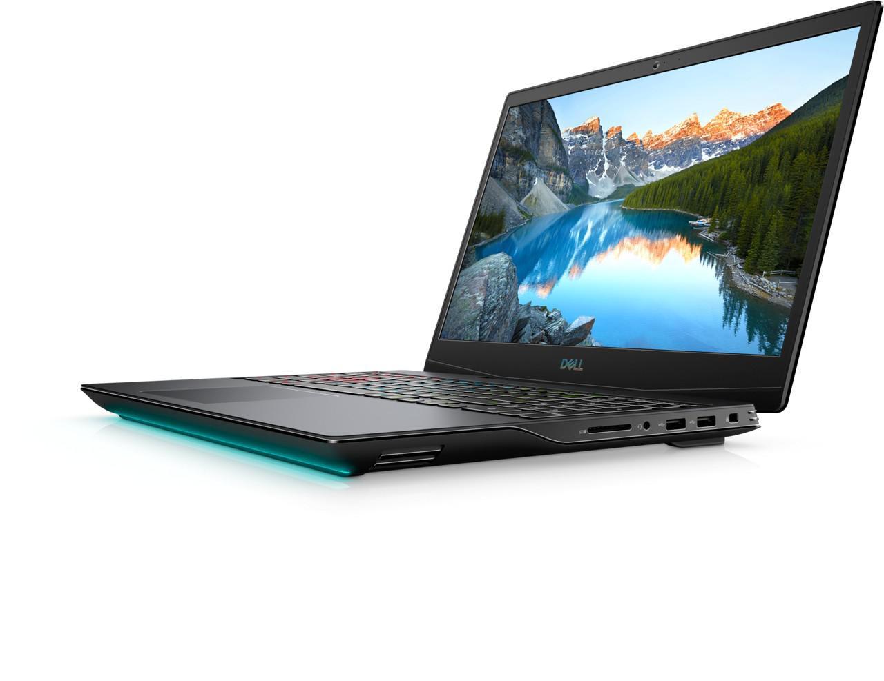 "Laptop Dell Inspiron Gaming 5500 G5, 15.6"" FHD, i7-10750H, 16GB, 1TB SSD, GeForce RTX 2070, Ubuntu - imaginea 8"