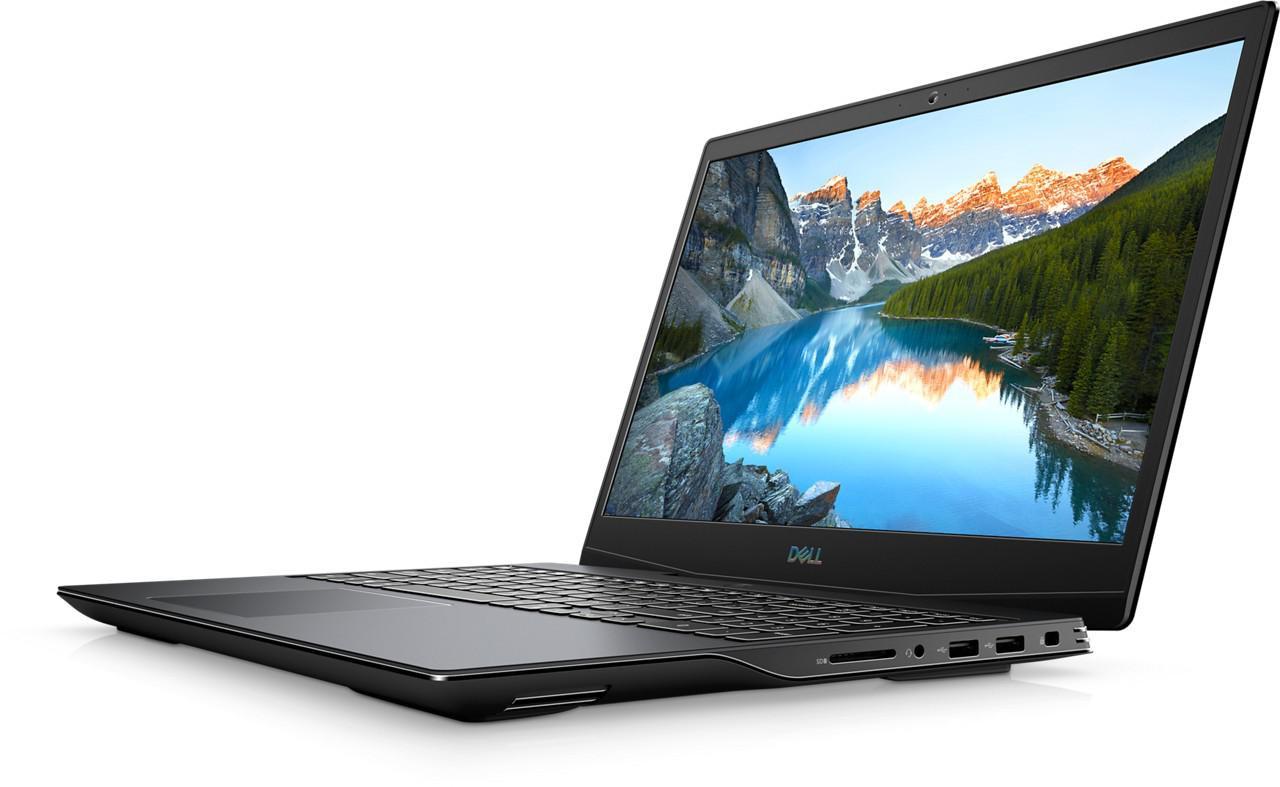"Laptop Dell Inspiron Gaming 5500 G5, 15.6"" FHD, i7-10750H, 16GB, 1TB SSD, GeForce RTX 2070, Ubuntu - imaginea 11"