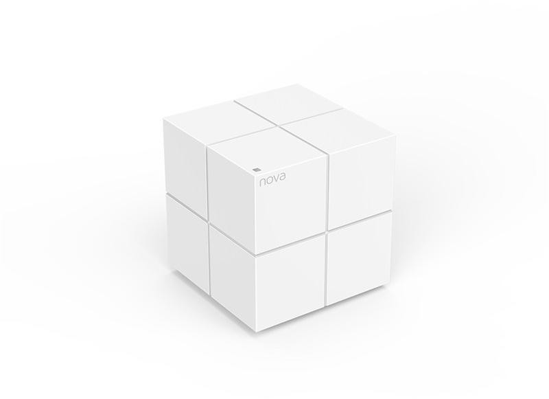 Tenda Whole Home Mesh WiFi System, MW6; Standard and Protocol: IEEE802.3, IEEE802.3ab; Interface: 2* Gigabit Ethernet ports per mesh point, WAN and LAN on primary mesh point, both act as LAN ports on additional mesh points; Wireless Standards: IEEE 802.11ac/a/n 5GHz/ IEEE 802.11b/g/n 2.4GHz; Data - imaginea 1