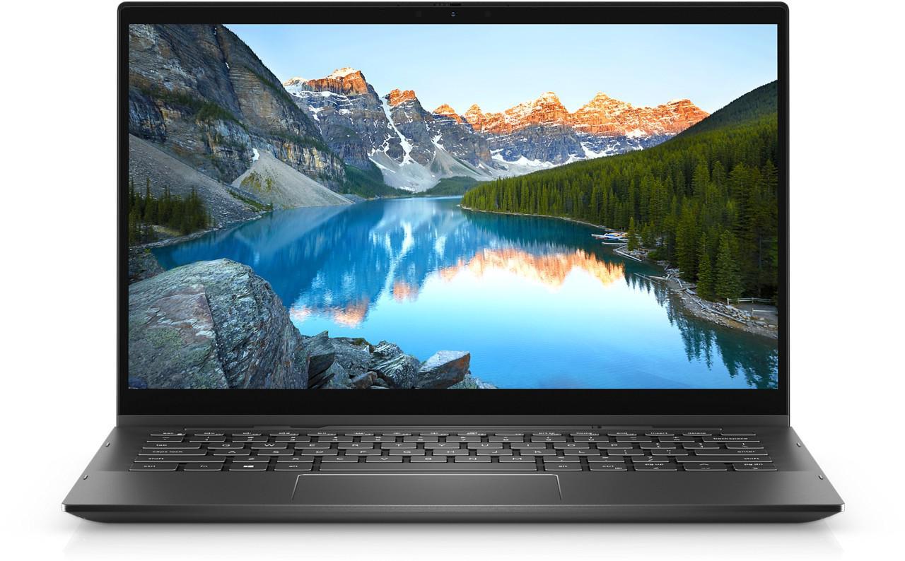 "Laptop Dell Inspiron 7306 2in1, 13.3"" UHD (3840 x 2160), Touch, i7-1165G7, 16GB, 512GB SSD, Intel Iris Xe Graphics, Pen, W10 Pro - imaginea 1"