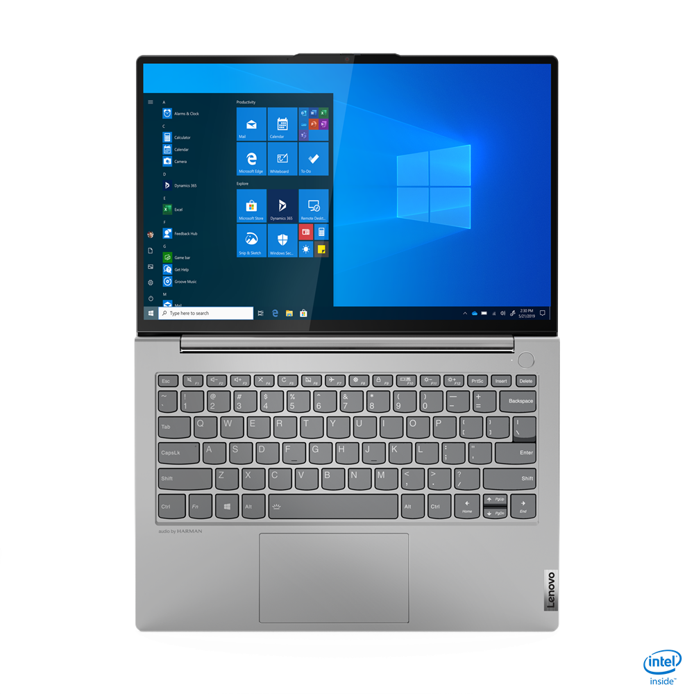 """Laptop Lenovo ThinkBook 13s G2 ITL, 13.3"""" WUXGA (1920x1200) i5-1135G7 8GB 256GB 1YD DOS - imaginea 7"""