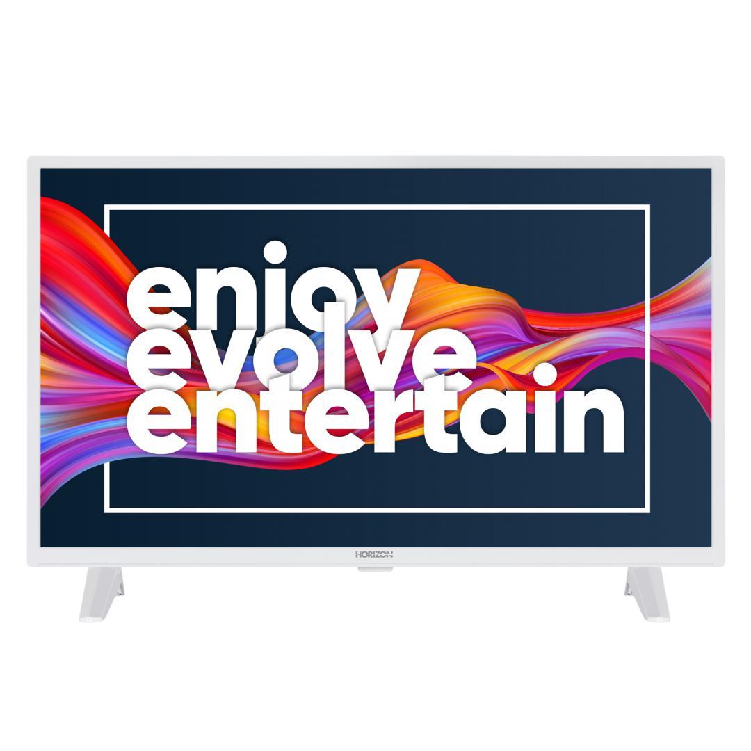 "LED TV HORIZON SMART 32HL6331H/B, 32"" D-LED, HD Ready (720p), Digital TV-Tuner DVB-S2/T2/C, CME 200Hz, HOS 3.0 SmartTV-UI (WiFi built-in) +Netflix +AmazonAlexa +Youtube, 1xLAN (RJ45), Wireless Display, DLNA 1.5, Contrast 4000:1, 300 cd/m2, 1xCI+, 2xHDMI (v1.4), 1xUSB, 1xD-Sub (15-PIN), USB Player - imaginea 2"