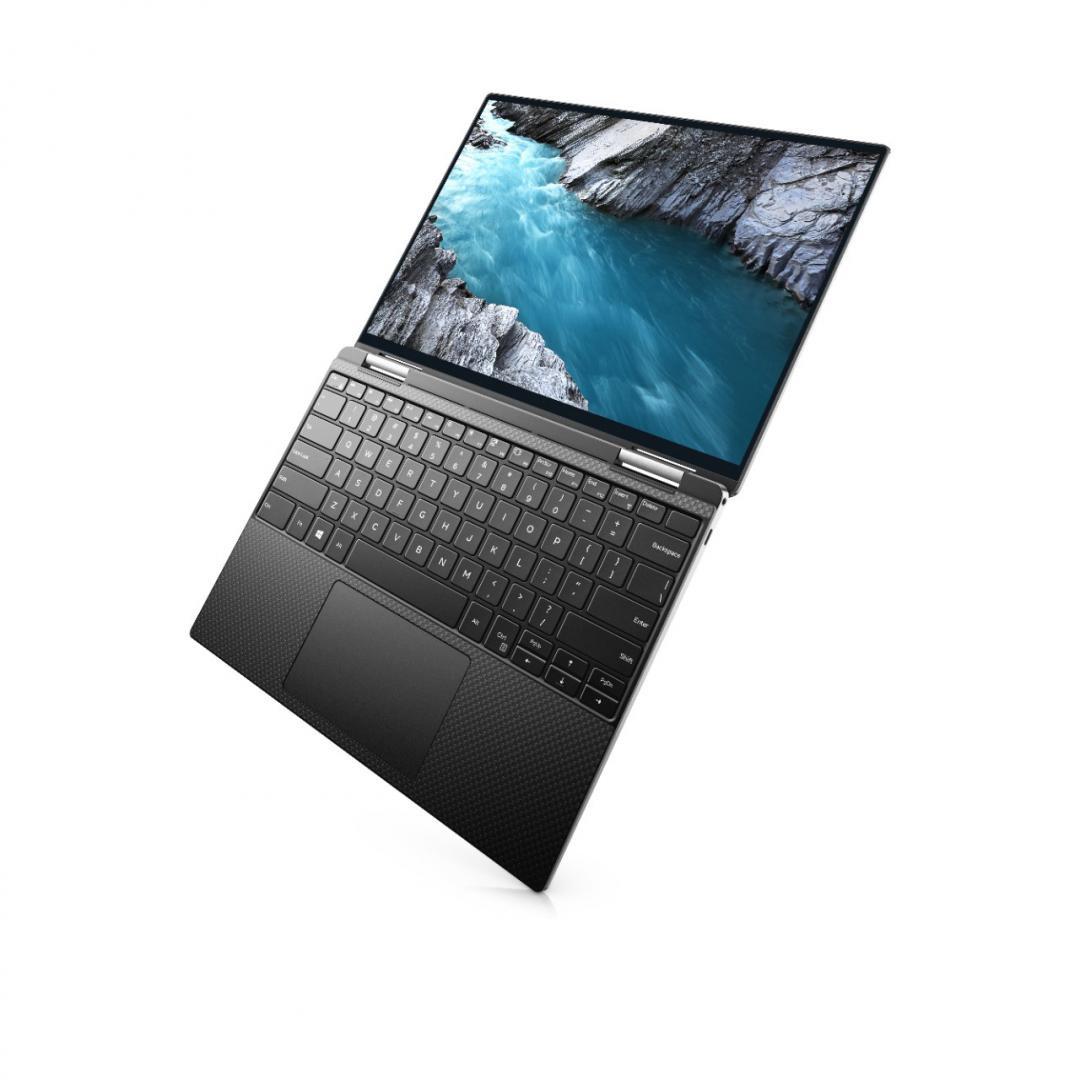 "Ultrabook Dell XPS 13 9310 2in1, Touch, 13.4"" FHD+ (1920 x 1200), i7-1165G7, 16GB, 512GB SSD, Intel Iris Xe Graphics, W10 Pro - imaginea 14"