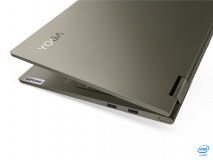 """Laptop Lenovo Yoga 7 15ITL5, 15.6"""" FHD (1920x1080) IPS 500nits Glossy, 100% sRGB, HDR 400, Dolby Vision, AGC Soda-lime glass, Intel Core i7- 1165G7 (4C / 8T, 2.8 / 4.7GHz, 12MB), video Integrated Intel Iris Xe Graphics, RAM 16GB Soldered DDR4-3200, SSD 1TB SSD M.2 2280 PCIe 3.0x4 NVMe, no ODD, No - imaginea 5"""