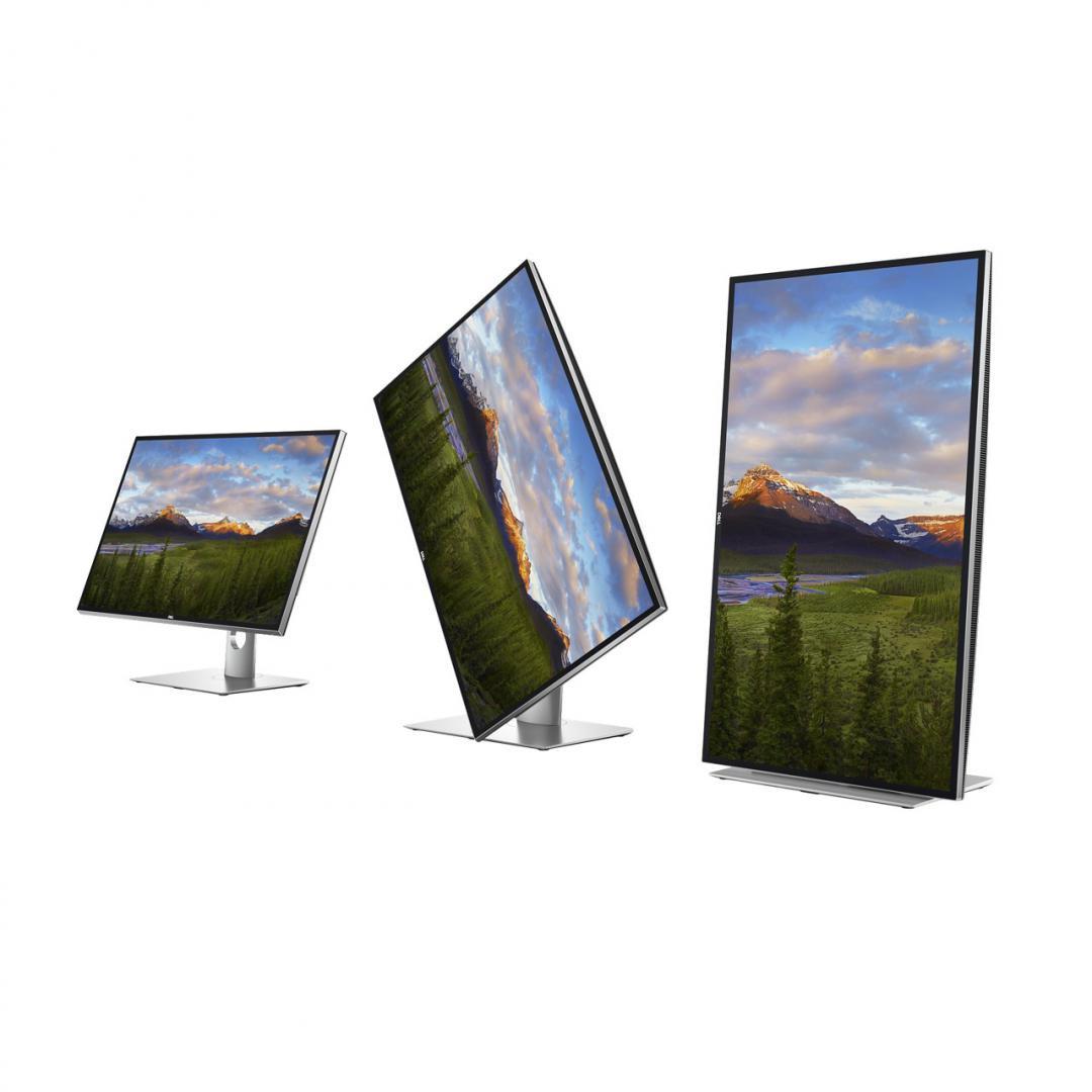 "Monitor Dell 32"" UP3218K, IPS, 8K, 7680 x 4320 at 60 Hz, 32:9 - imaginea 2"