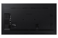 "Ecran profesional LFD Monitor Signage Samsung QB65R, 65"" (165cm), UHD, Operare 16/7, Luminozitate 350nit, Timp Raspuns 8ms, Contrast 4000:1, Haze 2%, Tizen 4.0, MagicINFO S6, [...]; Conectivitate: WiFi, BT; INPUT: 1xDVI, 2xHDMI 2.0, HDCP2.2, 2xUSB2.0, 1xLAN, 1xRS232C, 1xIR, Audio In Stereo Mini - imaginea 2"