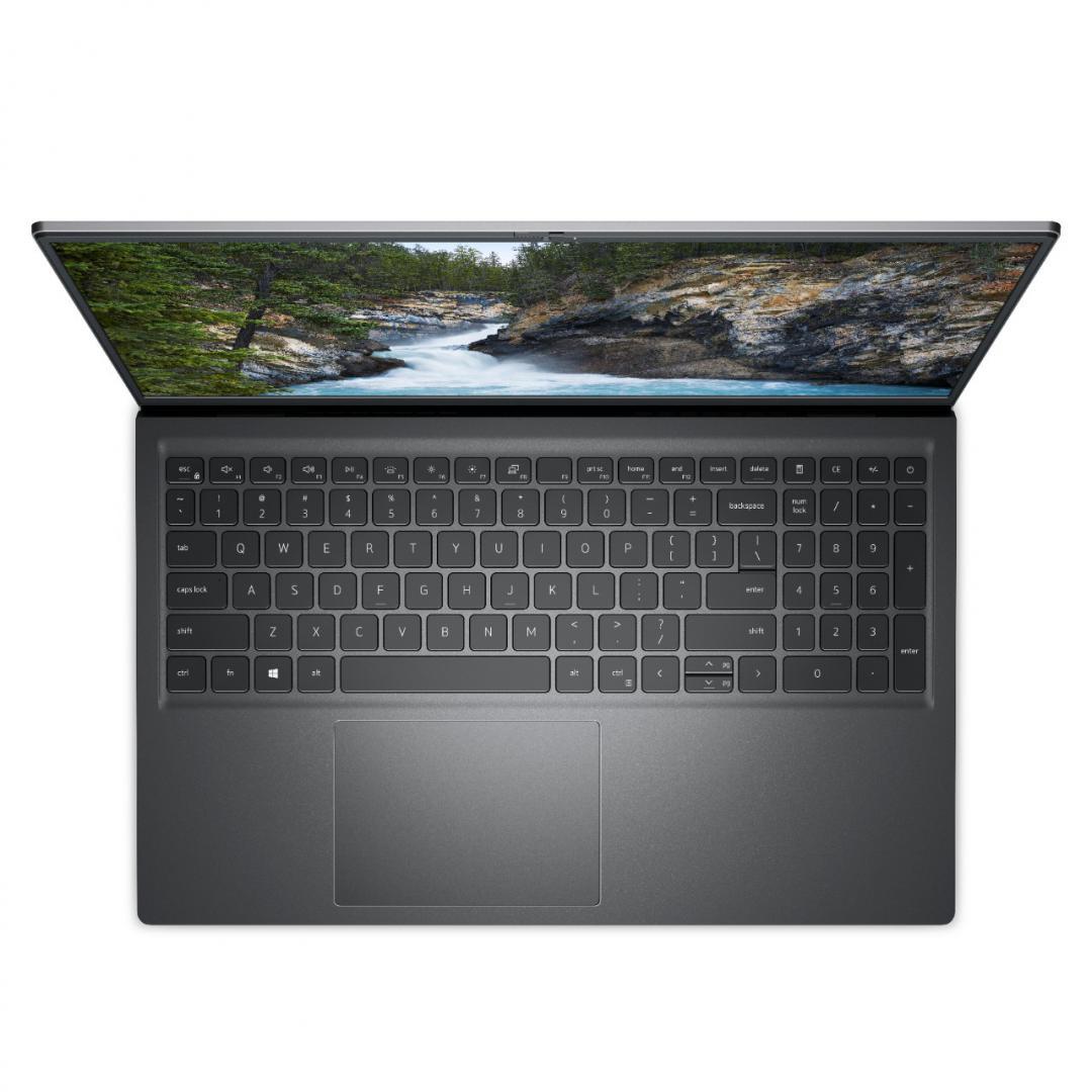 "Laptop Dell Vostro 5515, 15.6"" FHD, AMD Ryzen 5 5500U, 8GB, 512GB SSD, AMD Radeon Graphics, W10 Pro - imaginea 2"
